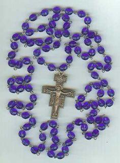 The Prayer for the Byzantine Rosary, Chotki, how to pray this rosary