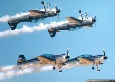 Southern Cross (La escuadrilla acrobatica Cruz del Sur) is the Argentinian Air…
