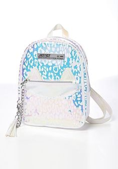Justice is your one-stop-shop for on-trend styles in tween girls clothing & accessories. Shop our Daisy Color Changing Mini Backpack . Justice Girls Clothes, Justice Clothing, Baby Doll Accessories, Trend Accessories, Justice Bags, Justice Accessories, Trendy Purses, Mini Backpack Purse, Two Strap Sandals