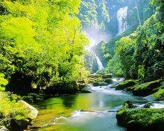 Waterfall - North Amazon Basin