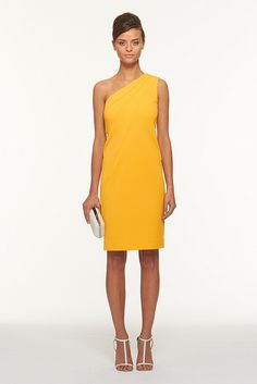 beautiful color for a summer dress.