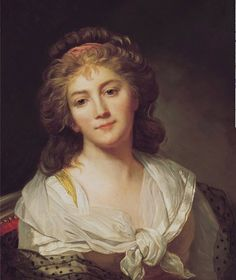 Marie-Geneviève Bouliar, Self portrait, French artist whose portraits were popular during the French Revolution Rembrandt, Musee Carnavalet, Royal Academy Of Arts, French Revolution, French Artists, American Artists, Female Art, 18th Century, Art History