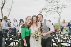 Marriage Celebrant Michelle Shannon with Josh and Nikki at Byron View Farm. Marriage Celebrant, Byron Bay Weddings, Beautiful Couple, Wedding Ceremony, Bride, Studio, Couple Photos, Couples, Celebrities
