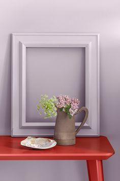 DYI hacking jako styl życia | Kolekcja Tikkurila Color Now 2019 - Tikkurila | Farby dekoracyjne | Inspiracje  #tikkurila #tikkurilapotegakolorow #tikkurilainspiruje #tikkurilacolornow2019 #diy #diyideas #diyhomedecor #furniture #furnituremakeover Furniture Makeover, Dyi, Diy Home Decor, Hacks, Frame, Color, Picture Frame, Colour, Furniture Redo