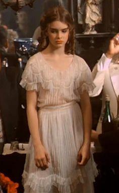 Brooke Shields in Pretty Baby