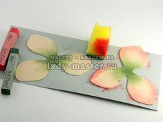 Тюльпаны из фоамирана, мастер класс с фото, пошагово
