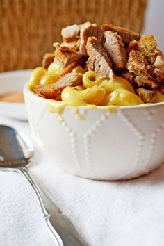 Carnitas Mac 'n' Cheese | 23 Mac 'n' Cheese Recipes That Might Save Your Life