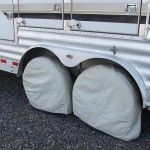 The cold is coming! Tips to winterizing your horse trailer