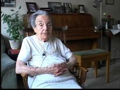 Alice Herz-Sommer---  108 year old optimist, pianist, life lover, smiler, inspiration, and Holocaust survivor.   I want to grow up to be like her:)
