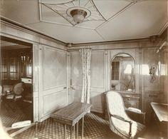 the lusitania interior - Google Search