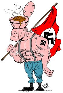 BLOG DO IRINEU MESSIAS: Fascista deve ser tratado como criminoso