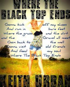 Country Music Lyrics #Keith Urban