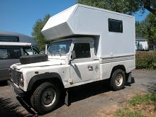 Campers land rovers and land rover defender 110 on pinterest