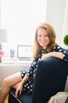 Style At Home: Mackenzie Horan Of Design Darling | theglitterguide.com