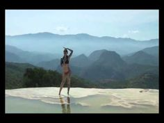 Sword Swallowing (on top of the world!) - YouTube
