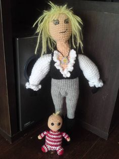 Jareth, the Goblin King