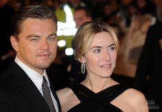 Kate Winslet and Leonardo DiCaprio 'Revolutionary Road' UK film premiere held at the Odeon Leicester Square - Arrivals