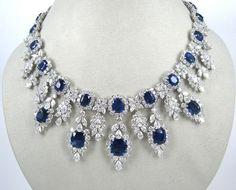 Need Help Choosing The Right Jewelry? Check Out These Tips – Modern Jewelry Luxury Jewelry, Modern Jewelry, Fine Jewelry, Diamond Choker Necklace, Sapphire Jewelry, Diamond Jewelry, Schmuck Design, Necklace Designs, Wedding Jewelry
