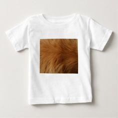 #Golden Retriever Fur Baby T-Shirt - #golden #retriever #puppy #retrievers #dog #dogs #pet #pets #goldenretriever