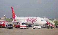 SpiceJet plane's tyre bursts during take-off at Amritsar