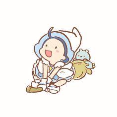 Maho, Ojamajo Doremi, Yowamushi Pedal, Magical Girl, Girl Power, Character Inspiration, Otaku, Witch, Anime