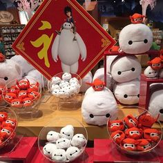 Baymax medium arrived in shanghai disney store