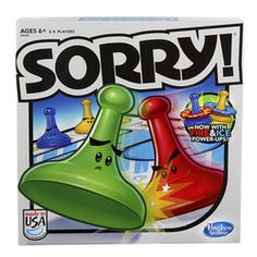5 Classic Games to Strengthen Executive Functions Sorry, Uno, Chess, Scrabble and Pictionary {ages 7+} (Includes top executive functions addressed.)