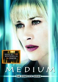 Medium - Complete Seasons 1-7 [DVD] DVD ~ Patricia Arquette, http://www.amazon.co.uk/dp/B007Q1GJO2/ref=cm_sw_r_pi_dp_9ArIsb1CPCRAN