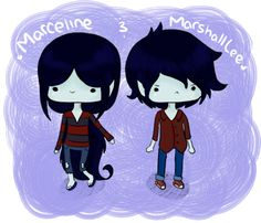 marceline y marshall lee wallpaper anime - Buscar con Google