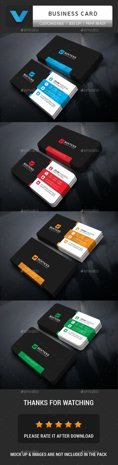 Office Business Card - Corporate #Business Cards Download here:   https://graphicriver.net/item/office-business-card/20324257?ref=alena994