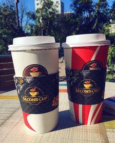 Coffee~Second Cup~Mug~Coffee Lover
