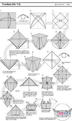 Origami Yuanbao