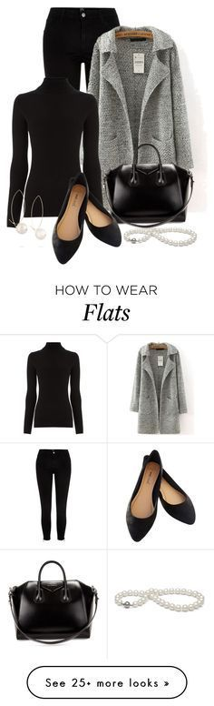 """""""Professional Wardrobe for All Ages Outfit: 10"""" by vanessa-bohlmann on Polyvore featuring River Island, Warehouse, Givenchy, mizuki and Wet Seal"""