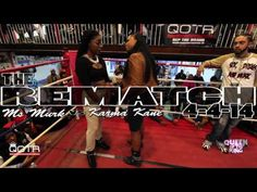 "QUEEN OF THE RING ""CASKETS OR CLASSICS"" MS MURK vs KARMA KANE TRAILER"