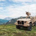Oshkosh Defense muestra su vehículo táctico ligero conjunto en la exposición DVD del Reino Unido