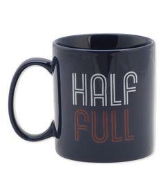 half full. *love this