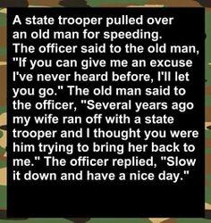 funny cop jokes - Dump A Day Cop Jokes, Cops Humor, Police Humor, Police Wife, Police Family, Jokes Pics, Police Officer, Lol, Haha Funny