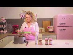 Deleukstetaartenshop Taart van biscuit mix bakken - YouTube