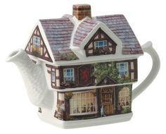 Cottage teapot. I have this one.