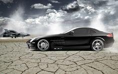 Mercedes + Brabus + Jet