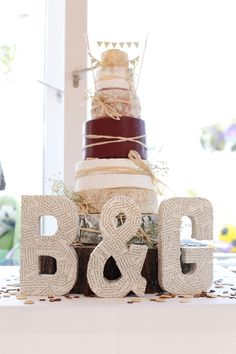 Cheese Tower Cake Stack Casual Summer Outdoor Beach Wedding http://www.lifephotographic.com/