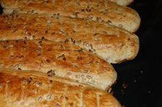 Fotorecept: Jednoduché špaldové celozrnné bagety - Recept pre každého kuchára, množstvo receptov pre pečenie a varenie. Recepty pre chutný život. Slovenské jedlá a medzinárodná kuchyňa