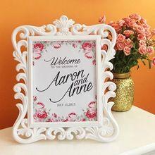 2015 настроить свадебного стола украшения / бюро декор для свадьбы / свадебный прием баннеры(China (Mainland))