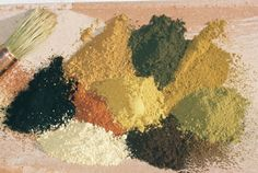 Tuscan Decor Colors | Tuscan Colors for Tuscany Decor - Tuscan Color Scheme - Paint Colors