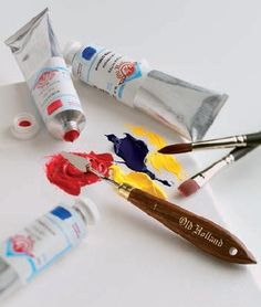 Peinture acrylique extra-fine Old Holland New Masters