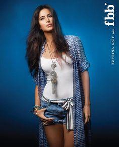 Katrina Kaif Photoshoot for FBB