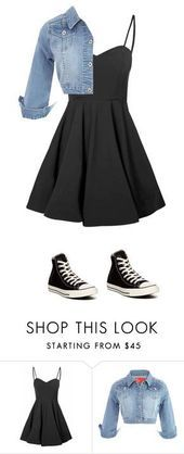 teenager outfits for school . teenager outfits for school winter Girls Fashion Clothes, Teen Fashion Outfits, Outfits For Teens, Look Fashion, Girl Outfits, Teen Clothing, Fashion Black, Trendy Fashion, Cute Casual Outfits