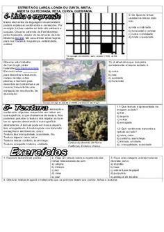 Tudo de arte Zen Design, Art For Kids, Clip Art, Education, Nature, Pasta, Visual Art Lessons, Elements Of Visual Arts, High School Art