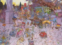 with Geof Darrow. The City of Fire- Musicians