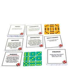 TENZI Card Deck